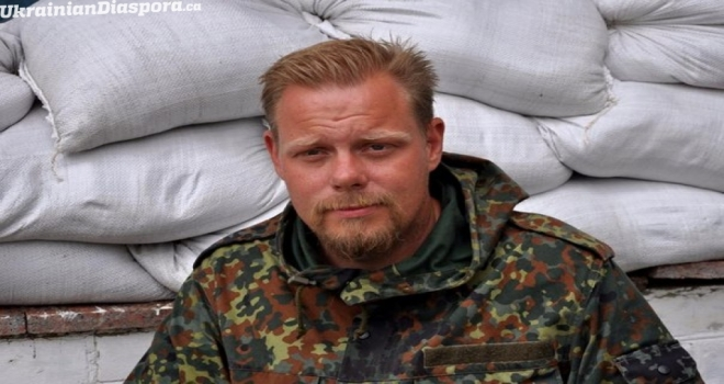 How A Swedish Sniper Found Redemption In Ukraine War