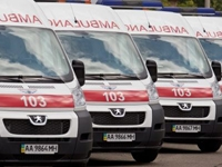 The Ministry of Health of Ukraine will drastically expand its fleet of ambulances in early 2014