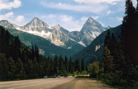 Rogers Pass British Columbia by Mike