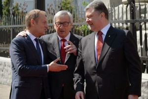 Leaders of the EU and Ukraine Made Little Headway