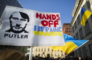What steps might Germany take to help resolve the Ukraine crisis?