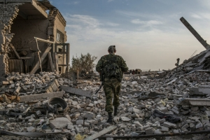 My Journey to Eastern Ukraine - The War Zone of Donetsk