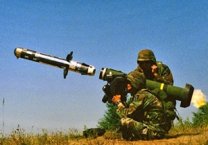 As fighting persists in eastern Ukraine, pressure could grow for the U.S. to send lethal arms, such as this anti-armor Javelin system, to Ukrainian troops.