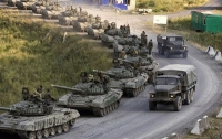 Ukraine Says Rebel Attacks Waning As Tanks Said to Cross Border