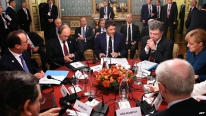 The talks were an opportunity for the EU, Ukraine and Russia to build trust.