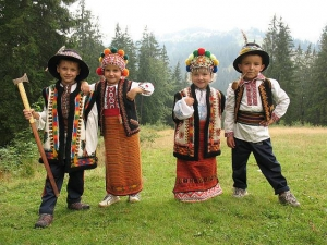 Ukrainian Funny Children (Photo)