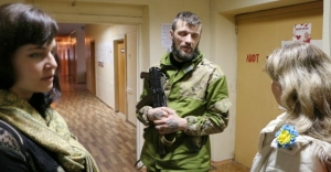 Visit To A Mariupol Hospital Lays Bare Ukraine War's Toll