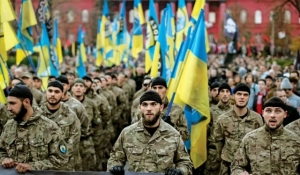 Tongue-Tied On Ukraine's Front Lines