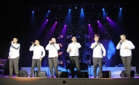 The Ukrainian a cappella group Pikkardiyska Tertsia performs Saturday afternoon at the Jubilee Auditorium.