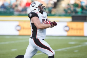 From Ukrainian dancer to the CFL